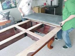 Pool table moves in Fort Myers Florida