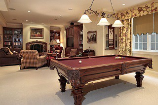 Pool table assembly with perfect leveling in Fort Myers content img3
