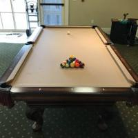 Oldhausen Pool Table