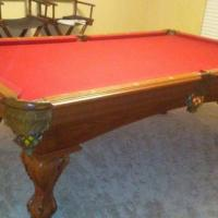 Leisure Bay  Pool Table.